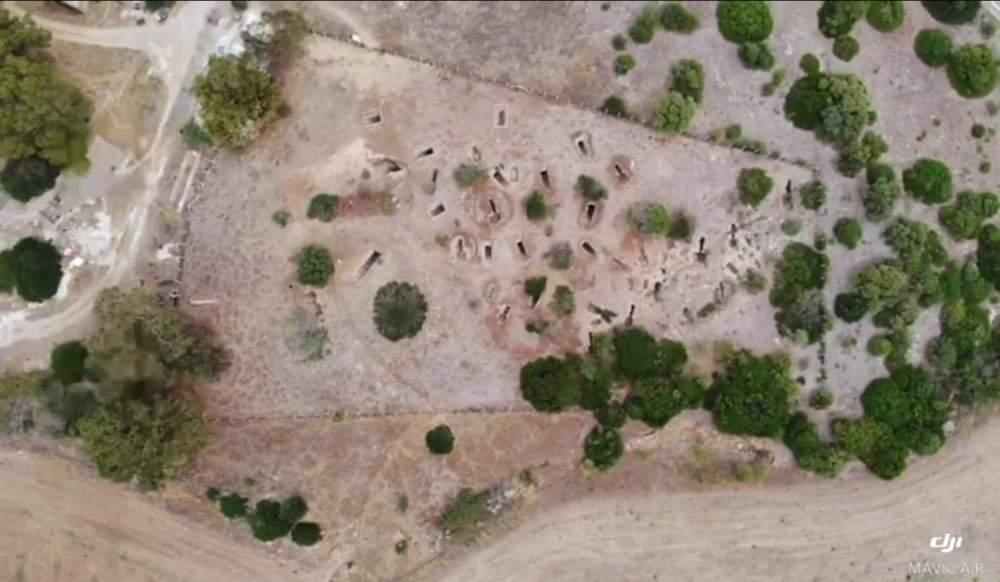Civitavecchia, visite alla necropoli etrusca della Scaglia