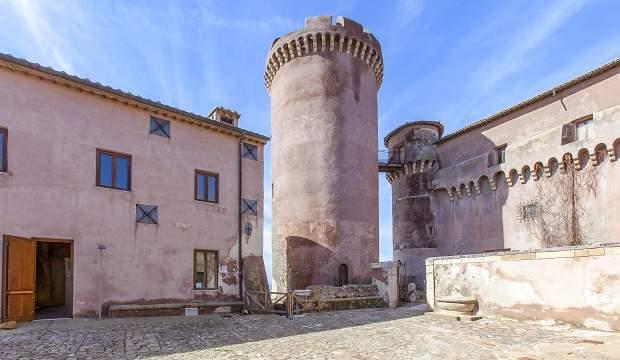 Visite guidate al Castello di Santa Severa
