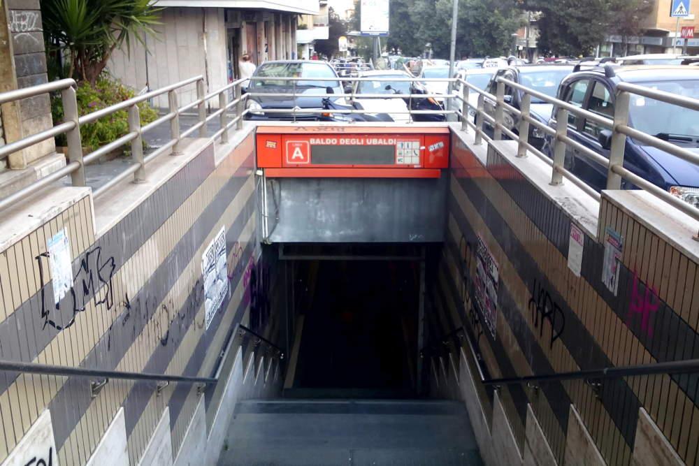 Metro A: stazione Baldo degli Ubaldi, conclusi i collaudi su tutte le scale mobili