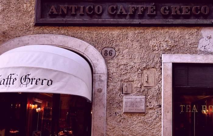 Antico Caffè Greco: lavoratori a rischio licenziamento
