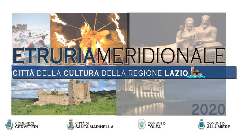 """Santa Marinella con Cerveteri, Tolfa e Allumiere per la candidatura a """"Città della Cultura della Regione Lazio 2020"""""""
