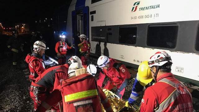 Oriolo, simulazione di allagamento sui binari: alla stazione pompieri, soccorritori e forze dell'ordine