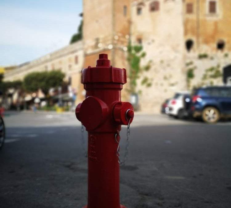 Montalto: ampliato l'impianto antincendio sul territorio comunale