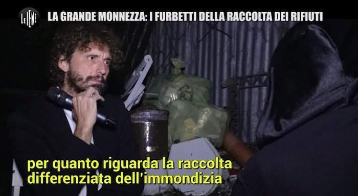 """Utenze non domestiche e rifiuti mai raccolti, la denuncia a le Iene: """"Truffa ai danni dei cittadini a Roma"""""""