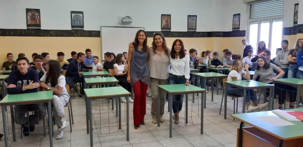 IIS Cardarelli Tarquinia : onsegnati i diplomi delle certificazioni di inglese