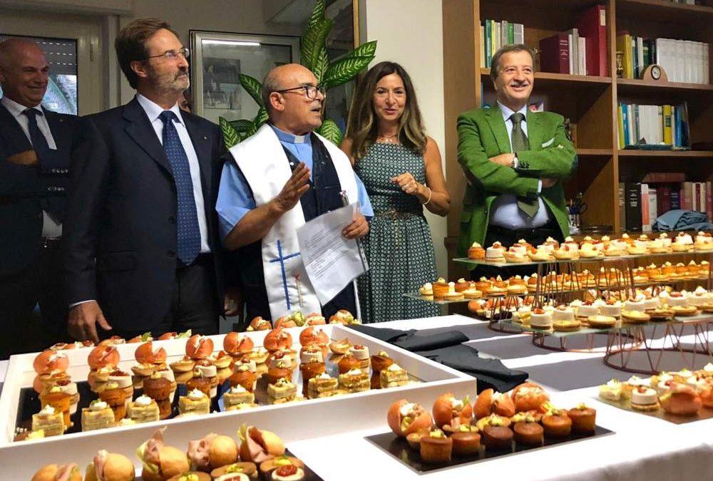 Santa Marinella, nuovo studio per il notaio Francesco di Tarsia di Belmonte