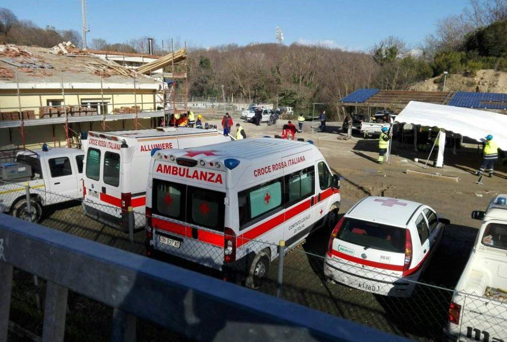 Croce Rossa Tolfa Allumiere, sabato c'è l'Open Day