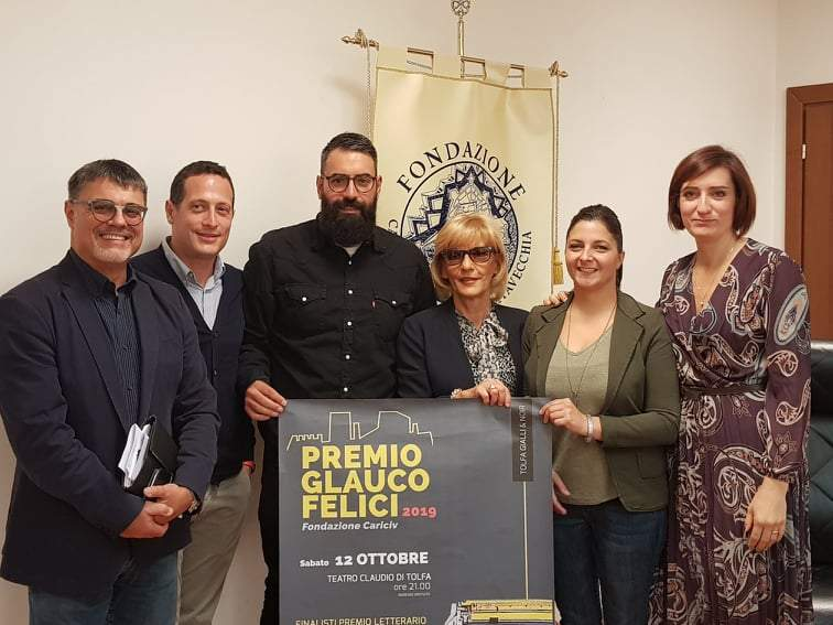 Tolfa Gialli& Noir 2019 presentato in Fondazione