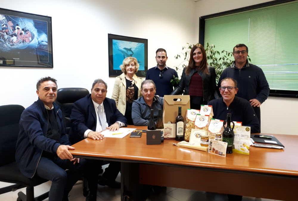 L'Agraria di Tarquinia punta ai prodotti locali