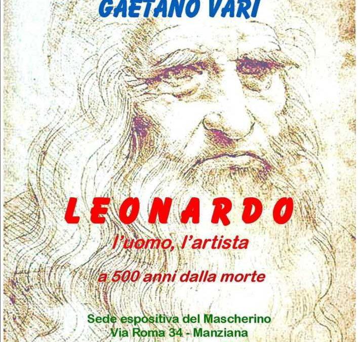Sabato 7 dicembre a Manziana pomeriggio dedicato a Leonardo da Vinci