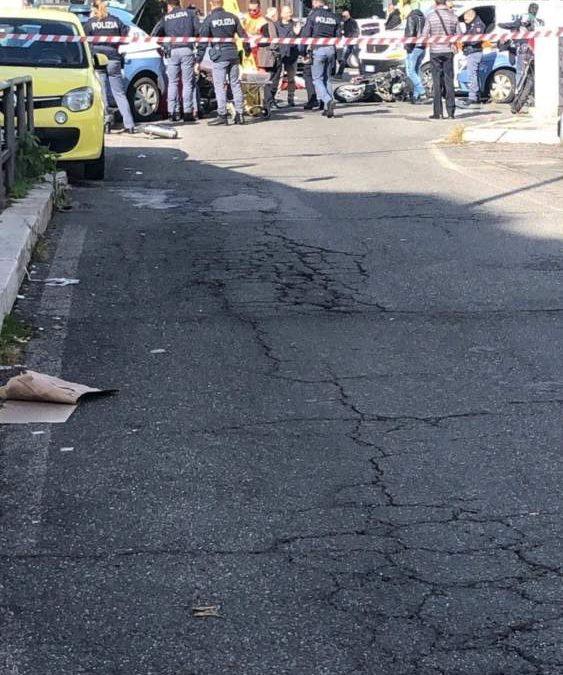 Corso Francia: inseguimento della Polizia, arrestati due rapinatori. Sparato colpo di pistola a scopo intimidatorio