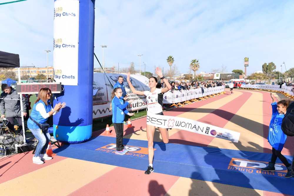 Domani al via oltre 2000 runners per la Best Woman 2019, XXX edizione