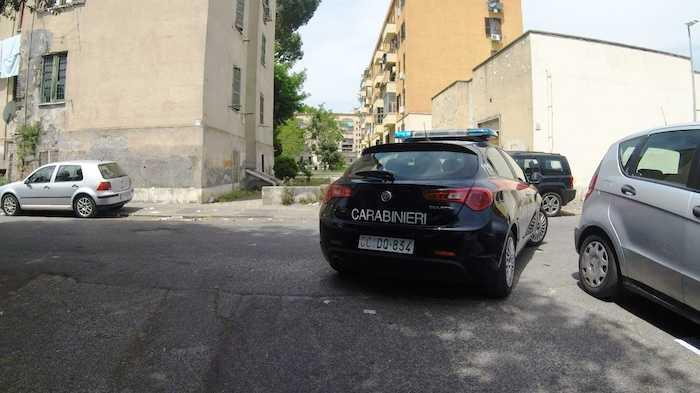 Quarticciolo, sorpresi a spacciare in strada: arrestati
