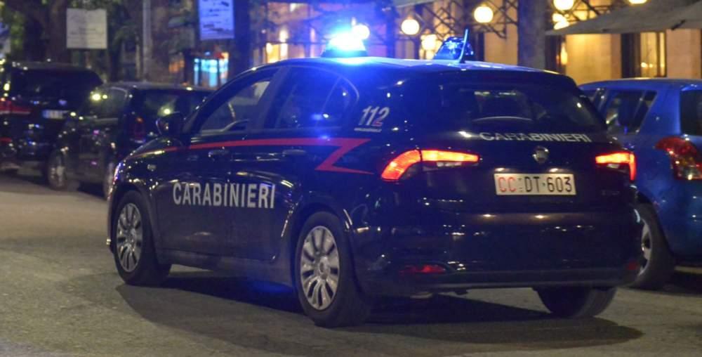 Lite stradale, camionista colpito con una mazza a Manziana: aggressore preso dai Carabinieri