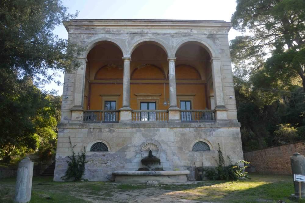 Tarquinia, dimore storiche: apre villa Bruschi Falgari