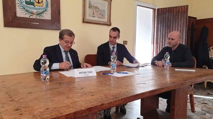 Valorizzazione beni a Santa Severa: firmato protocollo tra Comune e Regione
