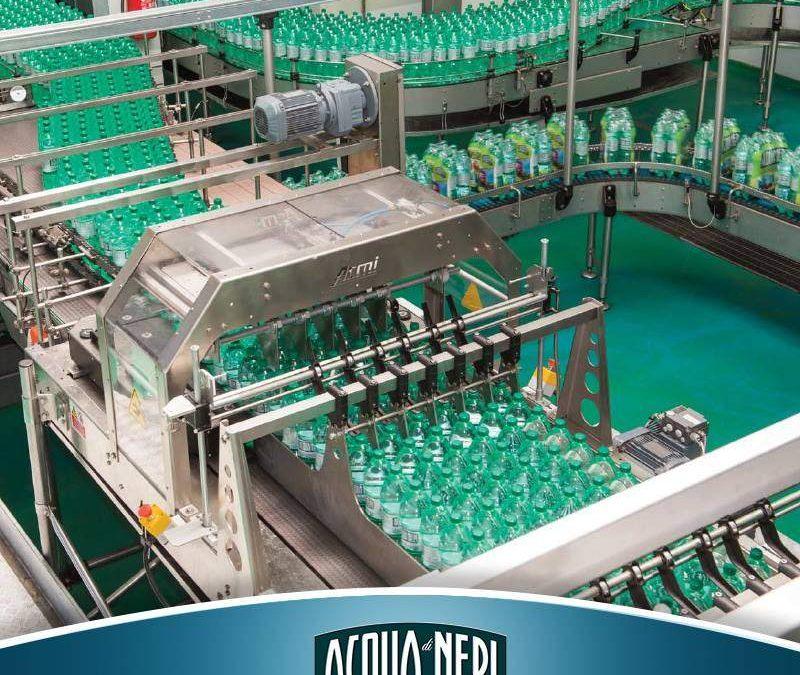 Acqua di Nepi, richiamato un lotto: presenti batteri coliformi
