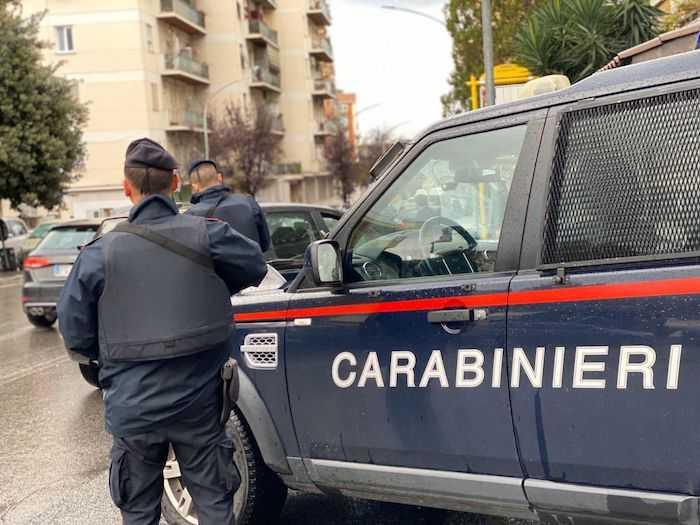 """""""Natale sicuro"""" con i carabinieri: raffica di arresti da inizio dicembre"""