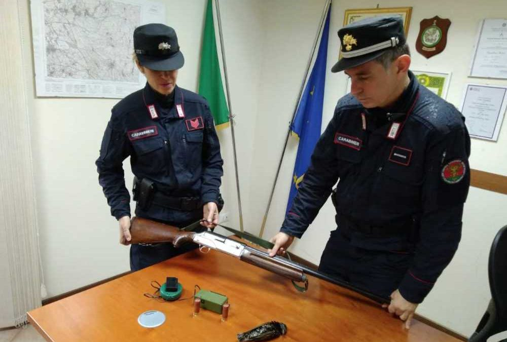 Contrasto al bracconaggio: raffica di denunce e sanzioni da parte dei Carabinieri Forestali