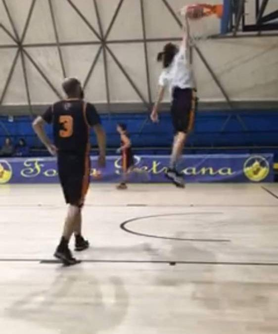 Basket, la Dynamo perde con Petriana