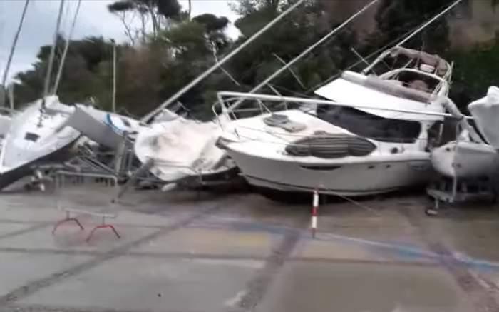 Maltempo a Santa Marinella: la conta dei danni