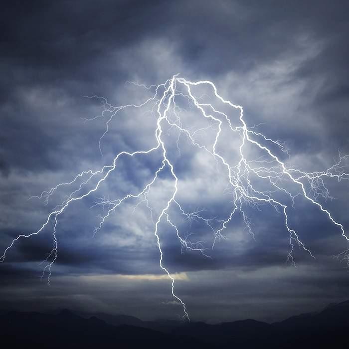 temporale lampi fulmini maltempo 6