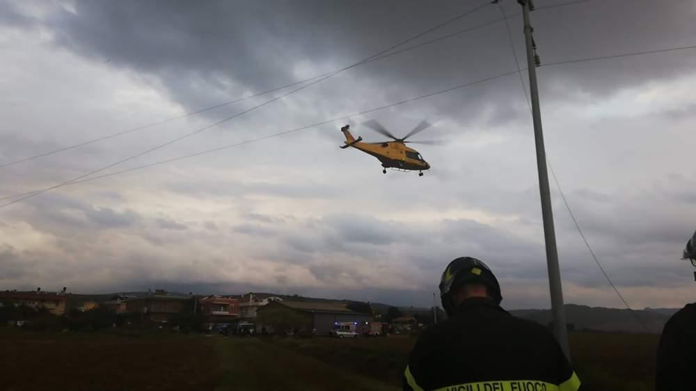 Incidente aereo a Santa Severa, morto un occupante del velivolo VIDEO