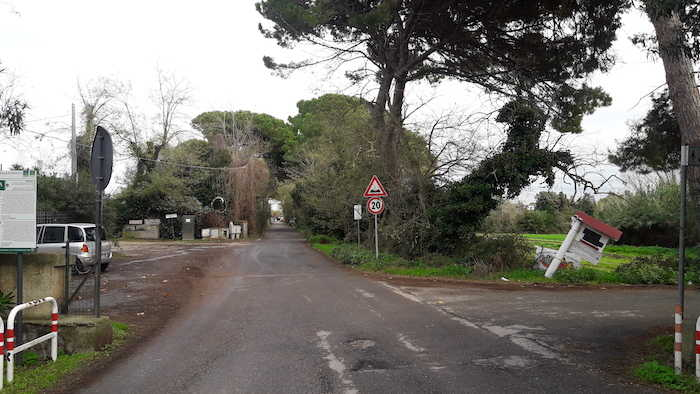 """Fiumicino, via Redipuglia: per Cini """"prosegue collaborazione con Regione per messa in sicurezza"""""""