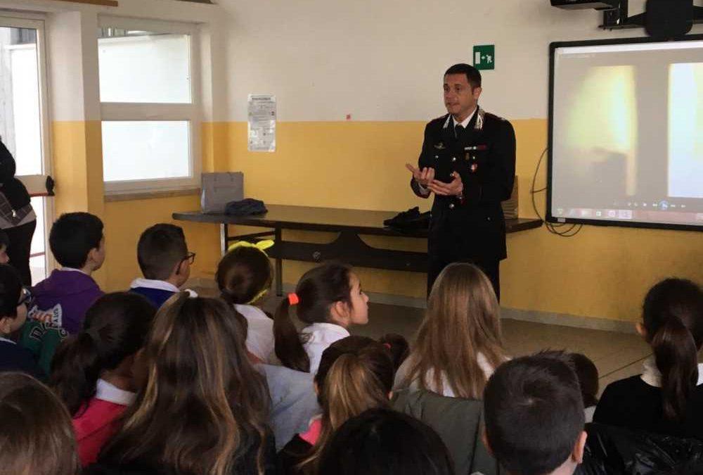 Ladispoli 1, lezione dei carabinieri del Tpc