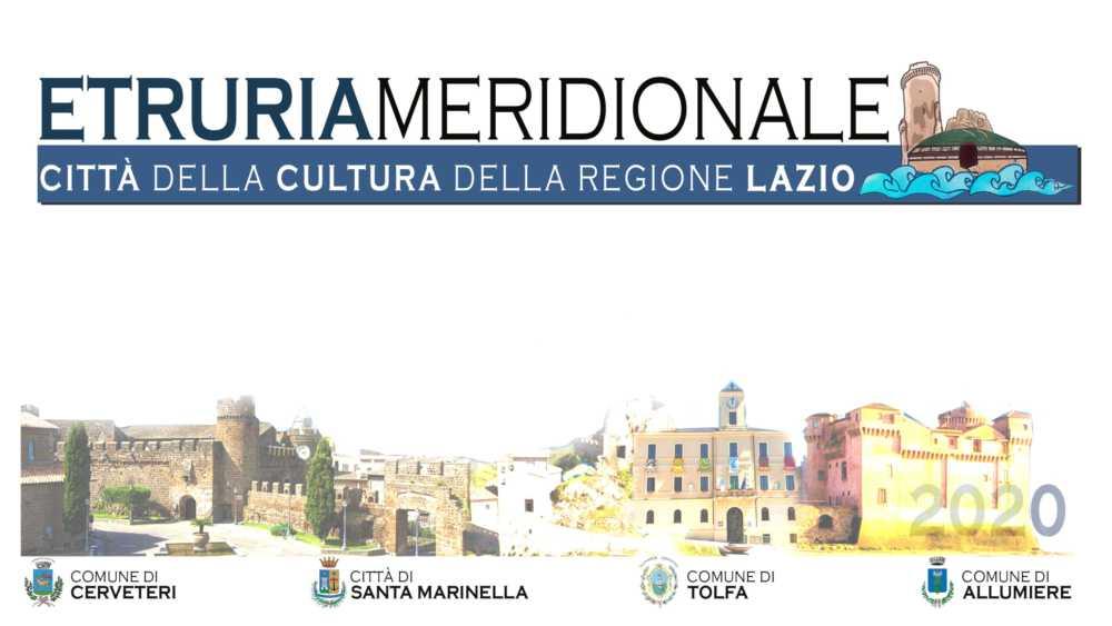 Cerveteri, Santa Marinella, Tolfa e Allumiere sono Città della Cultura 2020 per la Regione Lazio
