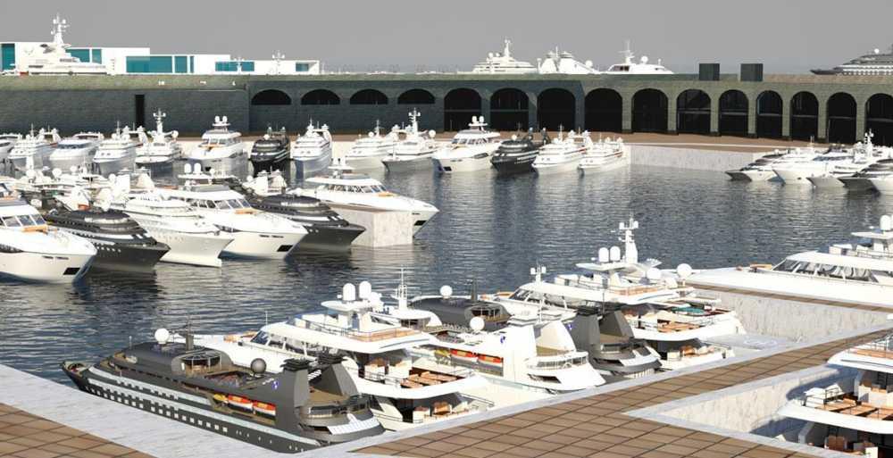 Civitavecchia, Gente Libera sul Marina Yachting