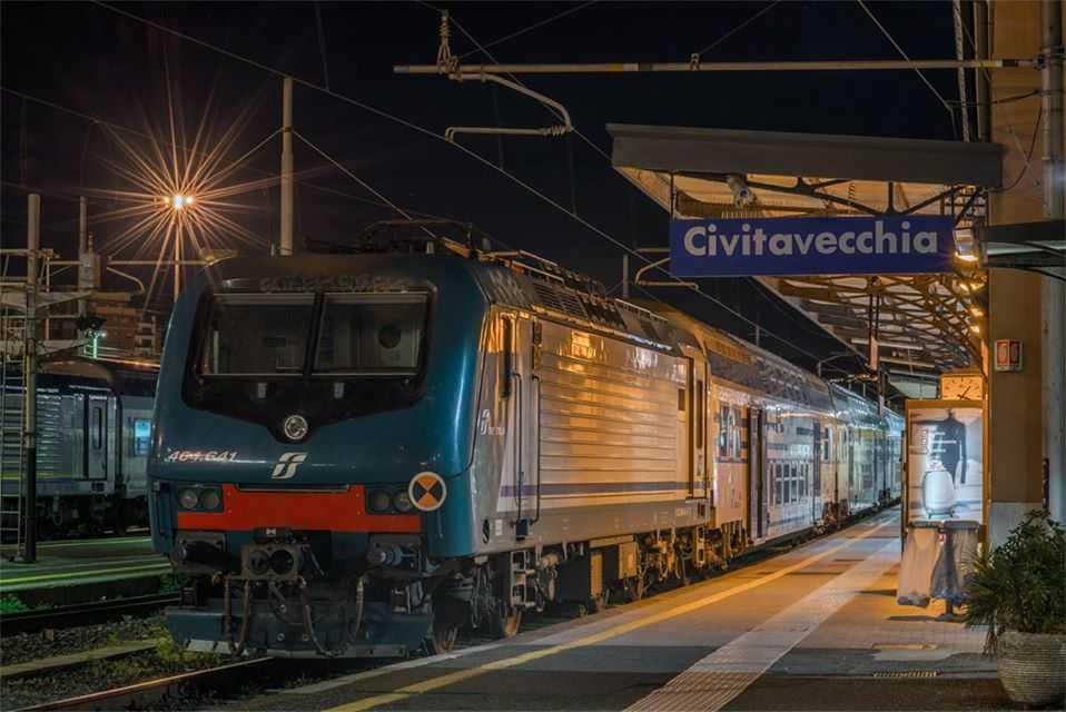 Investimento ferroviario: circolazione sospesa fra Civitavecchia e Grosseto