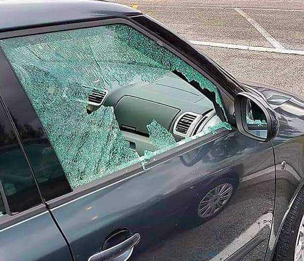 """Monti Tiburtini, auto vandalizzate. Montanini: """"Serve più sicurezza"""""""