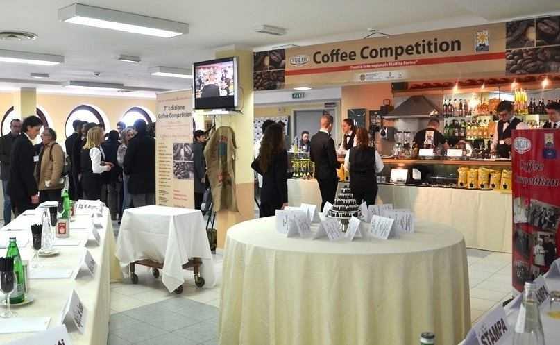 Ladispoli, l'Alberghiero al Coffee Competition
