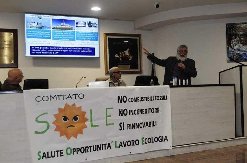 """Civitavecchia, il Comitato Sole: """"Bene l'incontro con il sindaco sulla prospettiva di una città più verde"""""""