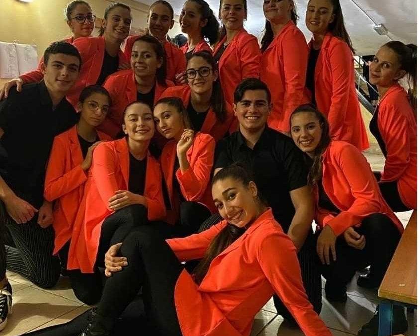 Cerveteri, successo di Dimensione Danza al Meeting Coreografico di Tivoli