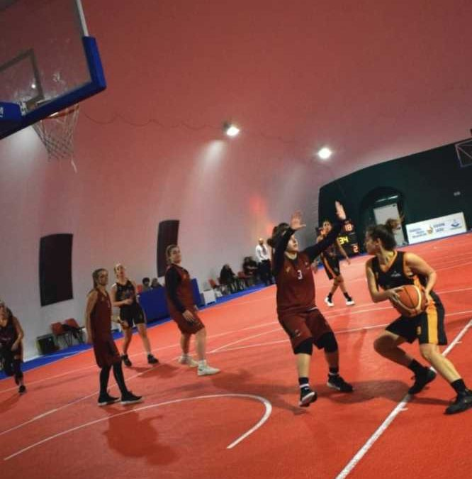 Basket, successo della Dinamo Ladispoli a Valmontone