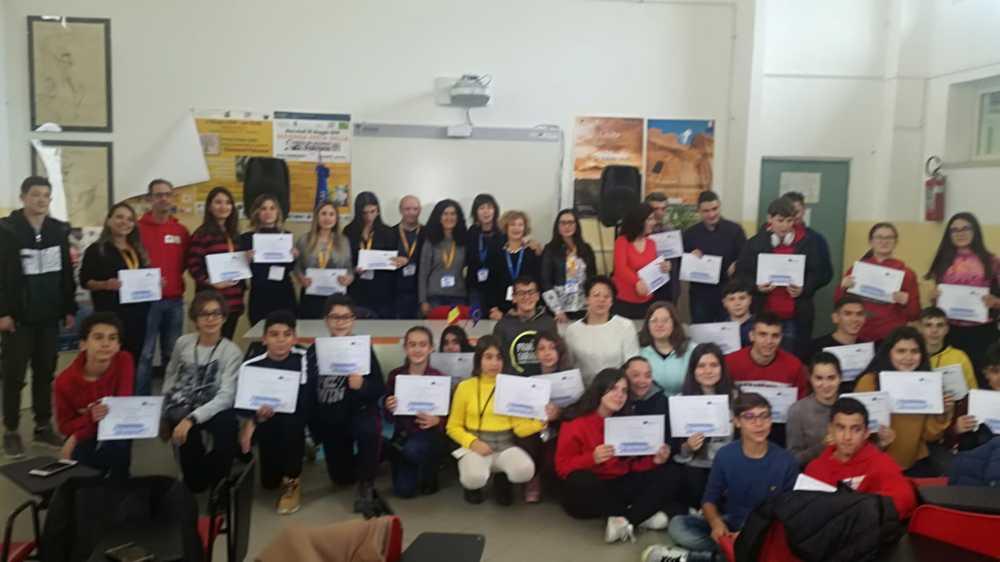 """""""Erasmus +"""", partito all'IIS Vincenzo Cardarelli di Tarquinia anche il terzo progetto Erasmus """"Coding our future"""""""