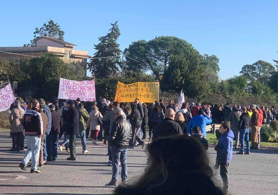 Monnezza Capitale, Il Comitato anti discarica di Tragliatella rivendica il successo della manifestazione