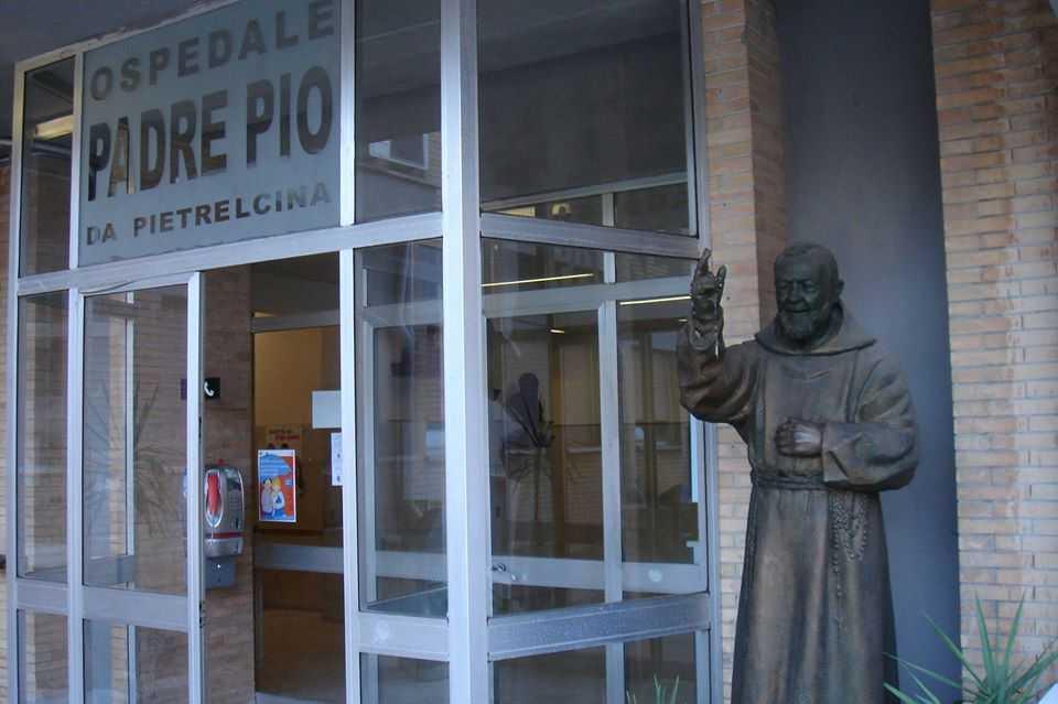 Bracciano, per l'ospedale Padre Pio profonda ristrutturazione