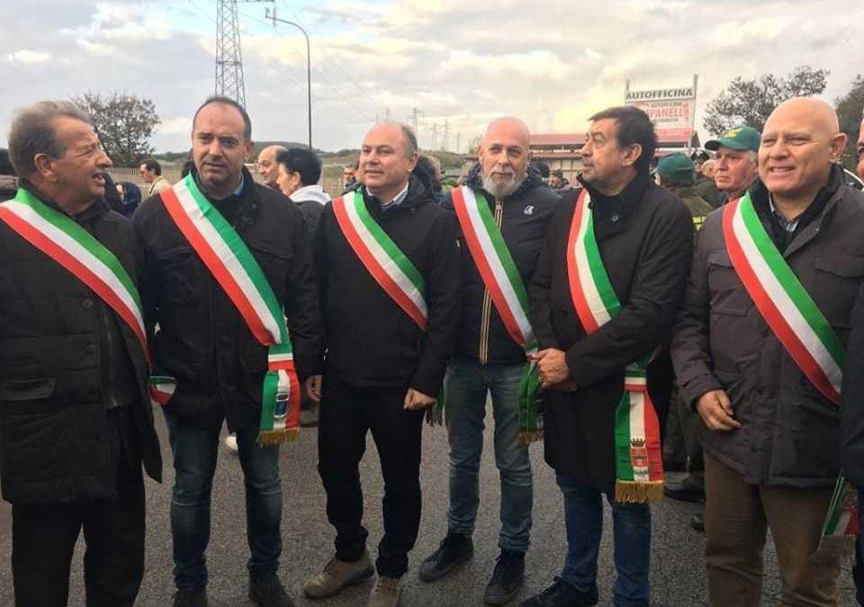 """Monnezza Capitale, Pasquini:  """"Allumiere è al fianco di Tarquinia, comprensorio solidale"""""""
