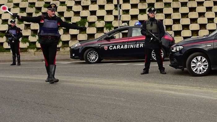 Tor Bella Monaca: quattro pusher arrestati dai carabinieri