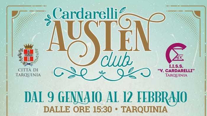 Tarquinia, prosegue la maratona del 'Cardarelli' in omaggio a Jane Austen