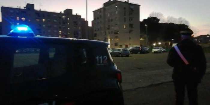 Blitz antidroga dei carabinieri a San Basilio