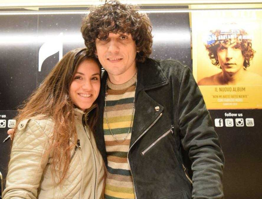Ladispoli, Arianna Petruzzi al Fonclea Club di Roma