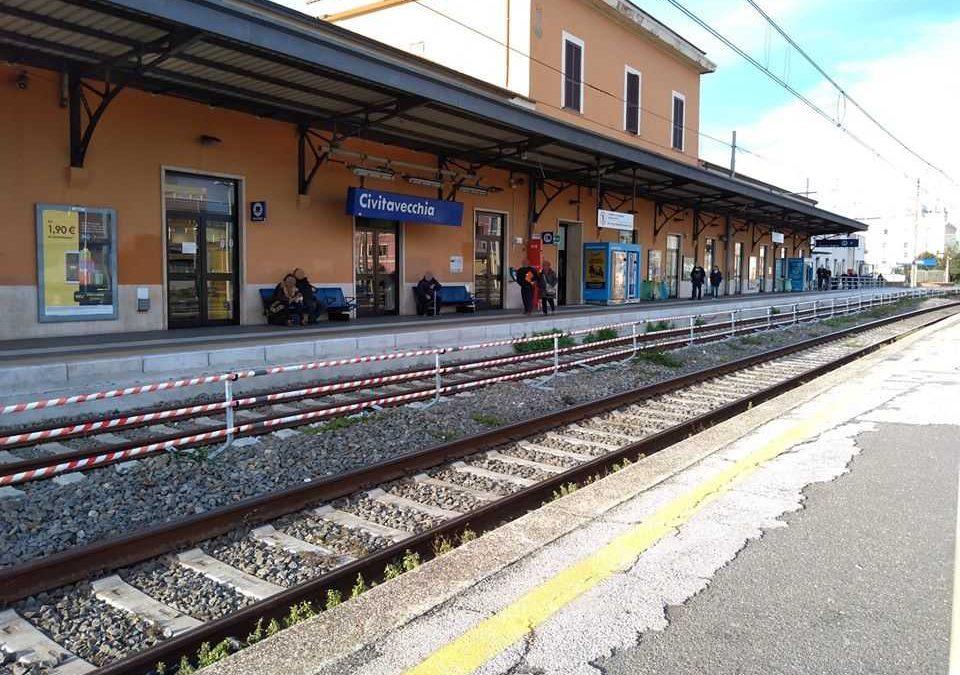 Ladispoli, alla stazione arrivano le barriere anti attraversamento