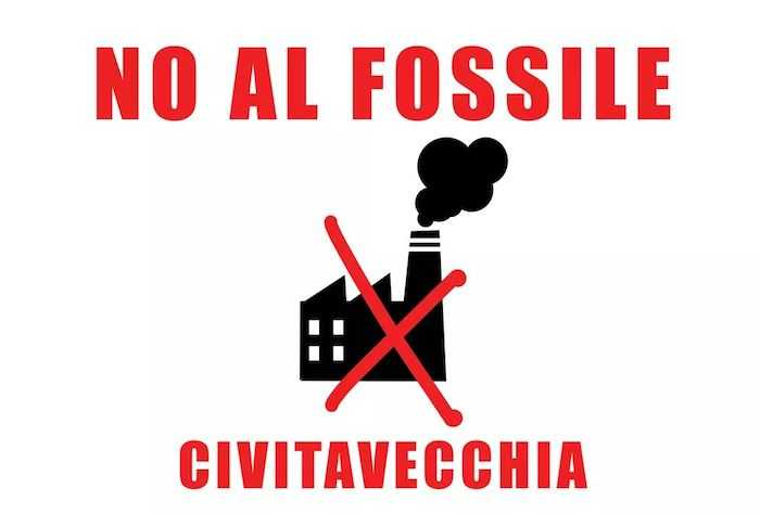 Civitavecchia, nasce il collettivo 'No al Fossile'