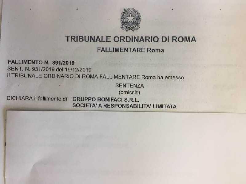 """Orsomando De Angelis sul fallimento Bonifaci: """"Segnalato da tempo, ora Pascucci corra"""""""