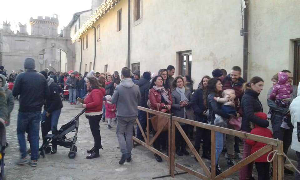 Castello di Santa Severa, bilancio natalizio da 21mila presenze