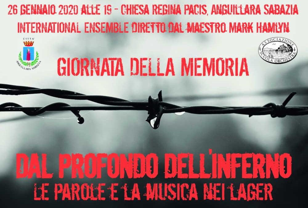 Giornata della Memoria ad Anguillara